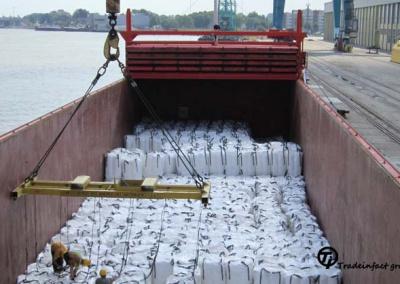 Urea Fertilizer Transportation 01-tradeinfact